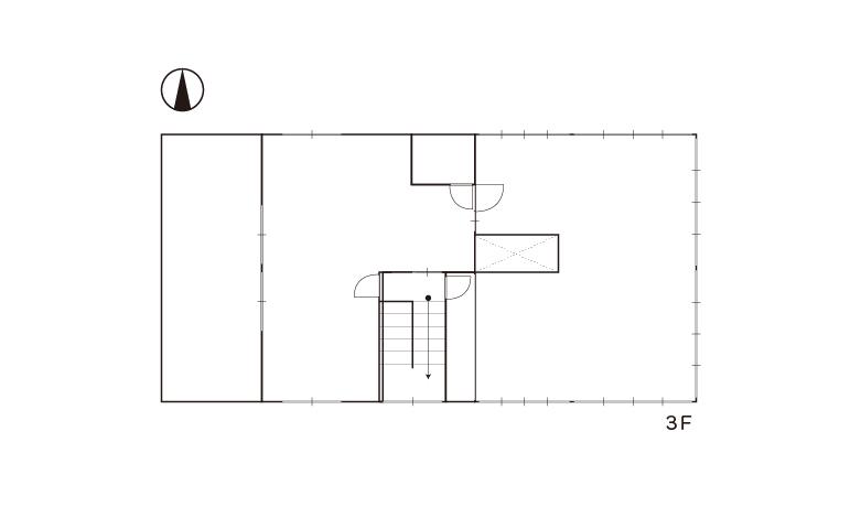 3F平面図